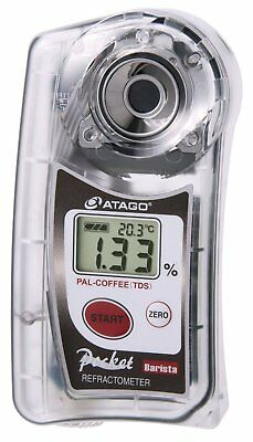 ATAGO Pocket Coffee Cafe Densitometer PAL-COFFEE TDS 22% From Japan