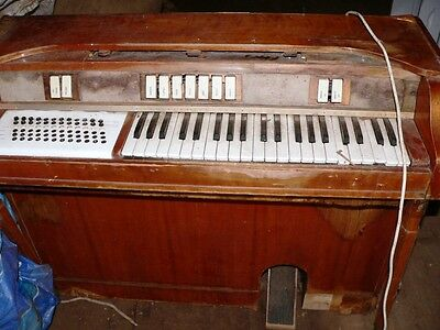 Air Organ - old - need work - might be good for spare parts