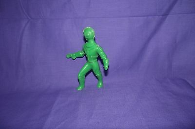 "Archer Space Man in Green 3 3/4"" tall"