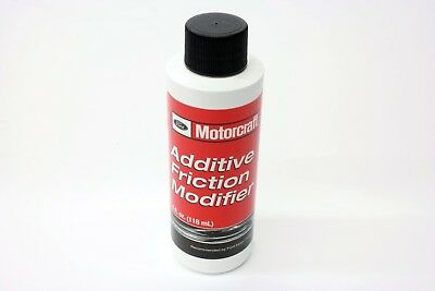 Ford Motorcraft OEM XL3 Friction Modifier Additive Limited Slip Differentials