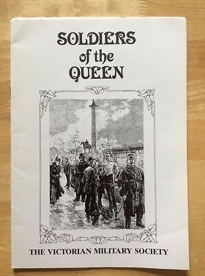 Soldiers of the Queen - Victorian Military Society #54 - sept 1988