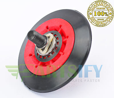 New! 4581El3001E Dryer Drum Roller Wheel And Shaft Kit For Lg Kenmore Sears