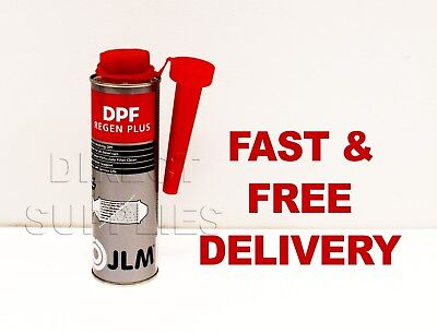 JLM Diesel DPF ReGen Plus for diesel particulate filters 250ml