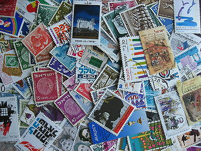 Collection breakup! ISRAEL 140 different, up to 2001 some mixed condition