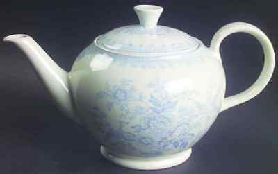 Burgess & Leigh ASIATIC PHEASANTS BLUE Tea Pot 42882