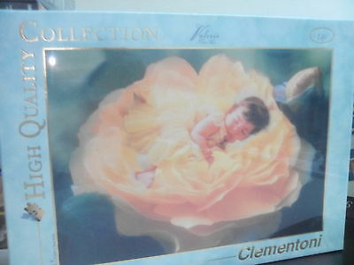 Puzzle 1000 Piezas Clementoni Valerie Tabor Smith Bed Of Roses Referencia 30818