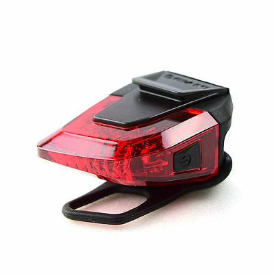 7242028 Numen AERO TL Red-LED Bike Bicycle Cycling Tail / Rear Light Lamp