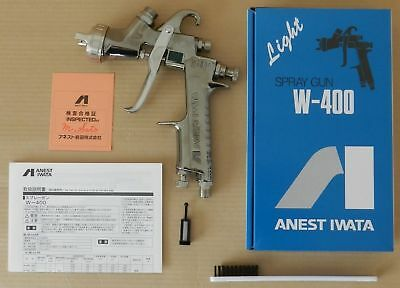 ANEST IWATA W-400 W400 182G 1.8 mm Gravity Spray Gun without Cup From Japan