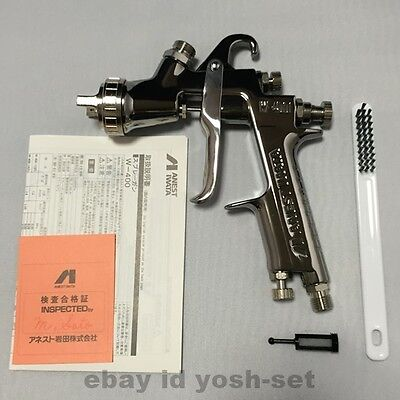 ANEST IWATA W-400-132G W400 132G 1.3 mm Gravity Spray Gun without Cup From Japan