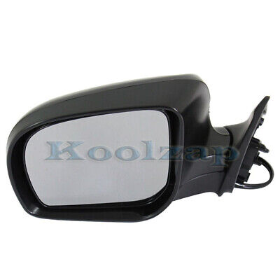 NEW LEFT DOOR MIRROR FITS FORD ESCAPE 2008-2010 POWERED NON-HEATED 6 HEAD 3 PINS