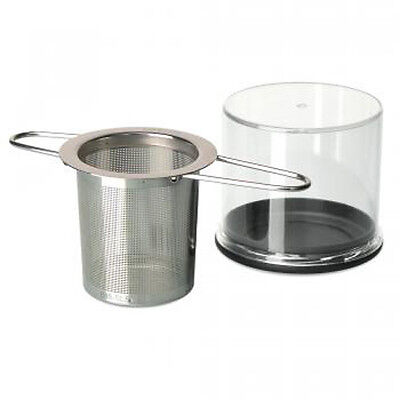 ForLife Loose Leaf Tea Infuser / Strainer Stainless Steel with Carrying Case