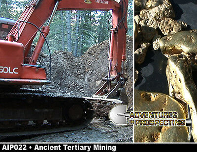 Ancient Tertiary Gold Mining Dvd