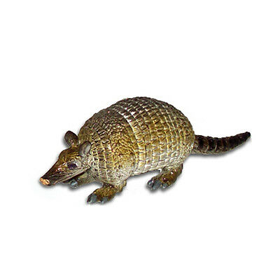 FREE SHIPPING | AAA 53006 Baby Armadillo Wild Animal Figurine - New in Package