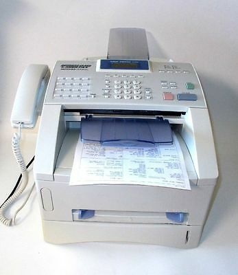 Brother Intellifax 4750e Business Class Laser Fax / Printer - slightly used!