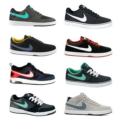 huge selection of 24335 d84cc NIKE SB Scarpe UOMO Shoes SKATE Sneakers NEW Mens NUOVE Originali VARI  MODELLI