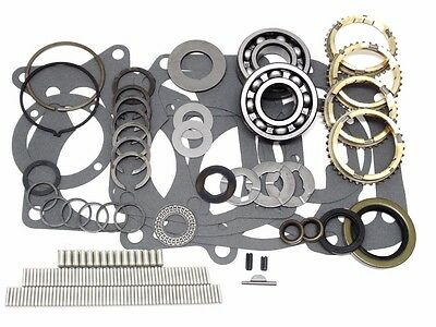 Borg Warner Super T10 4-Speed Transmission Rebuild Kit 1974-ON (BK118WS)