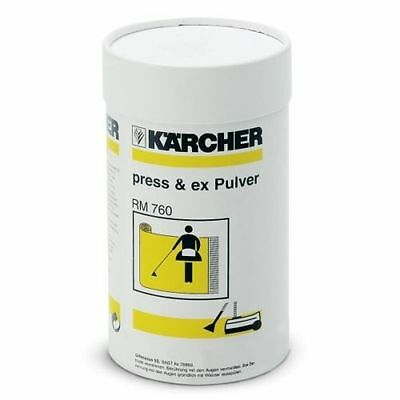 Karcher RM 760 800g carpet cleaning powder for Puzzi 8/1, 10/1 10/2  62901750.
