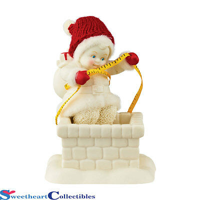 Department 56 Snowbabies 4045668 Measure Twice Deliver Once New 2015