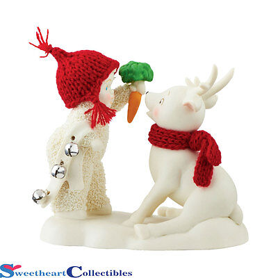 Department 56 Snowbabies 4045661 Sit New 2015 Reindeer