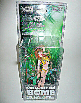 Kaiyodo Mon-Sieur Bome Jungle Emmy Col. 11 Figure