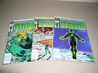 DC Comics, Green Lantern Emerald Dawn #1-6, 1989, NM!
