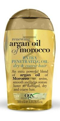 Organix Renewing Argan Oil Of Morocco Extra Penetrating Oil Dry & Coarse Hair