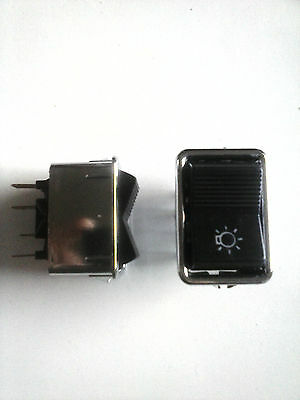 FIat Dino electric switch for internal ant.lights