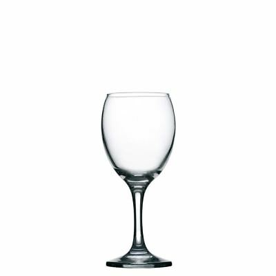 Utopia Imperial Red Wine Glasses - Glasswasher Safe 250ml Pack of 48
