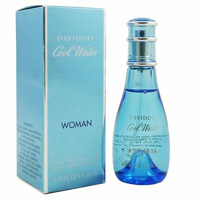 Davidoff Cool Water Woman - Women 30 ml Eau de Toilette EDT
