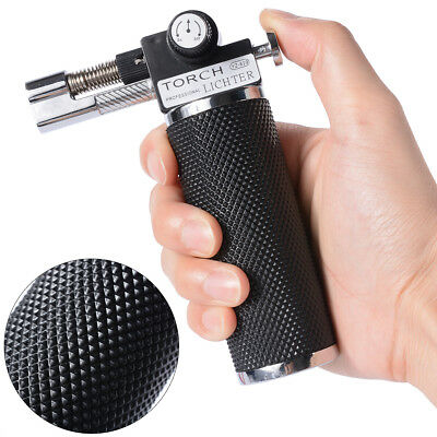 Butane Micro Gas Torch Lightweight Refillable Craft Compact 1300° soldering BI16