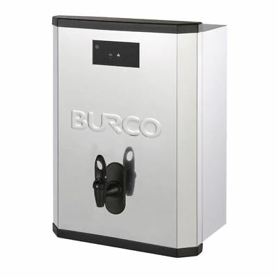Burco 7.5Ltr Wall Mount Autofill Water Boiler Stainless Steel Commercial Kettle