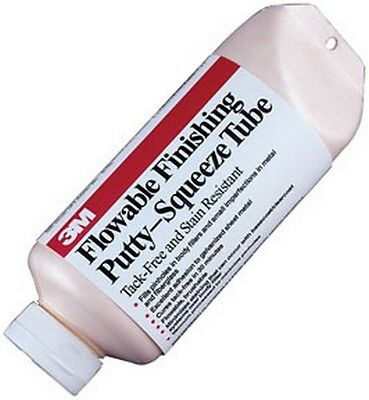 Flowable Finishing Putty 05824, 24.0 oz Squeeze Tube 3M-5824 Brand New!