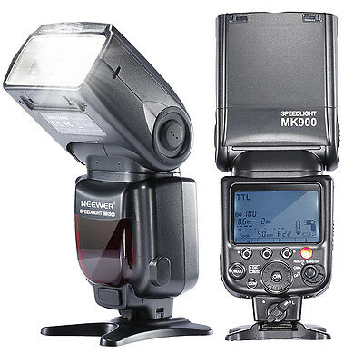 MK900 i-TTL Master/Slave Flash for Nikon D3000 D3100 D5000 D5100 D7000 D300S