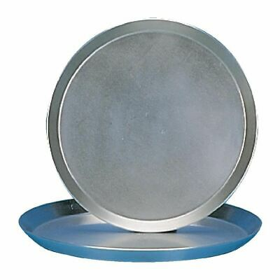 Vogue Tempered Pizza Pan with Wide Rim Made of Aluminium Easy to Clean 15x305mm