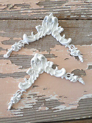 SHABBY n CHIC ARCHITECTURAL CARVED CORNERS FLEXIBLE!