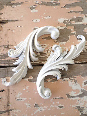 SHABBY n CHIC ARCHITECTURAL FLORALS LARGE  FLEXIBLE