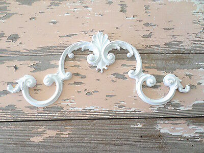 SHABBY /& CHIC ROSE FURNITURE APPLIQUES ARCHITECTURAL ONLAYS WHOLESALE!