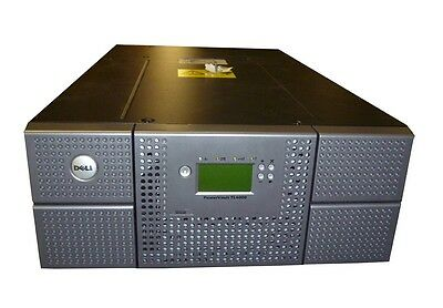 Dell TY339 WTWH6 PowerVault TL4000 LTO Tape Library 48-slot