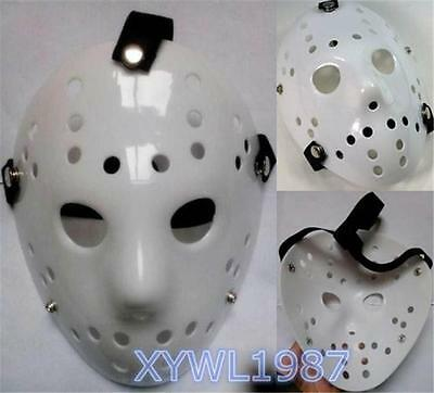 Jason Voorhees Friday the 13th Horror Movie Hockey Mask Scary Halloween Mask New