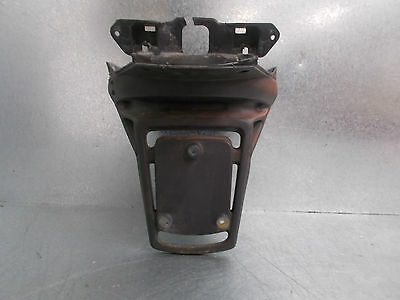 Piaggio Nrg 50 Power Dd Number Plate Holder Panel Fairing