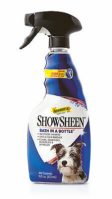 Absorbine Bath In A Bottle For Dogs Pet Animal Cat & Dog Shampoos • EUR 11,06