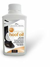 Groom Away Anti-Fungal Hoof Oil Equine Horse Hoof Care