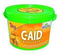 Global Herbs C-Aid Equine Horse Hooves & Skin