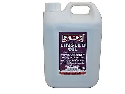 Equimins Linseed Oil Equine Horse Hooves & Skin
