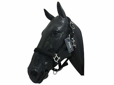 Protack Comfort Headcollar Adjustable Full Equine Horse Horse Wear