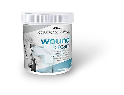 Groom Away Wound Cream Equine Horse Horse Care & First Aid