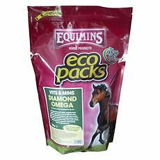 Equimins Diamond Omega Equine Horse Nutrition & Supplements