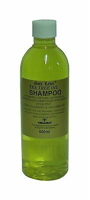 Gold Label Stock Shampoo Tea Tree Oil Equine Horse Shampoos & Conditioners
