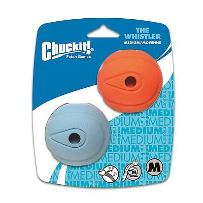 Chuckit! Whistler Ball Pet Animal Toys & Treats