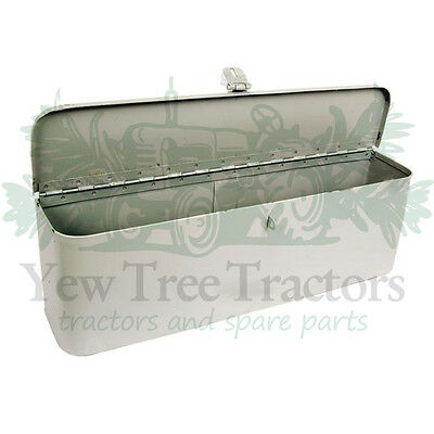 Fordson Major toolbox Super Power Tractor Tool box *NEW*